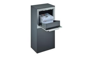 Veckopostlådor- lådor med extra stor utrymme
