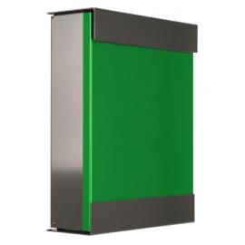 Grön postlåda Keilbach 07 1316