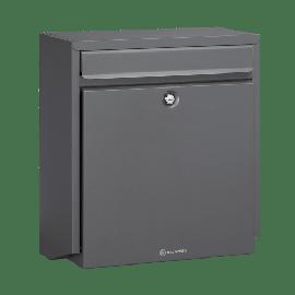Brabantia brevlåda D180 - antracitgrå