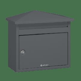 Brevlåda Brabantia|Decayeux D560 - Antracitgrå