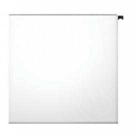 Serafini square design postlåda i vit