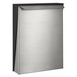 Rostfri design brevlåda S-Box