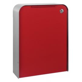 Serafini Cap röd design brevlåda