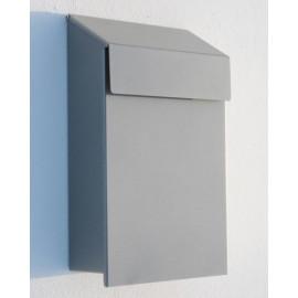 Bravios Baby Box grå brevlåda