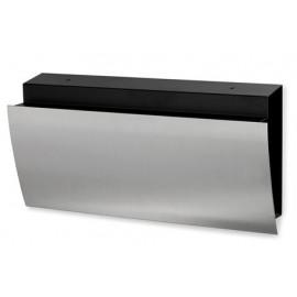 Tidningsfack Blomus design - rostfritt stål 65122