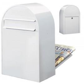 Bobi classic b - vit brevlåda