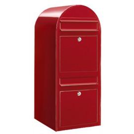 Bobi duo brevlåda röd