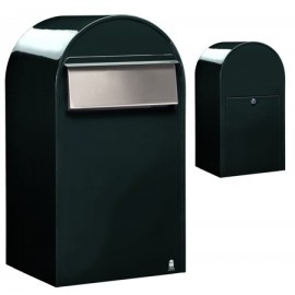Bobi grande B brevlåda mörkgrön