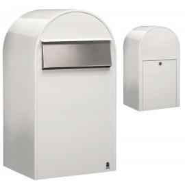 BOBI GRANDE B - vit brevlåda