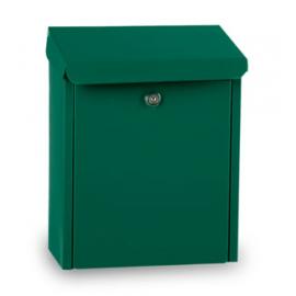 Grön låsbar postlåda Bosca 35