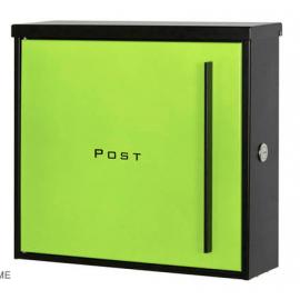 Limegrön postlåda Knobloch DB3050-LIME