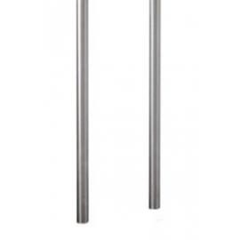 Knobloch postlåda stativ för ingjuting i rostfritt DF1030