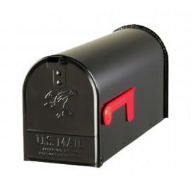 Amerikansk brevlåda Elite E11B Svart