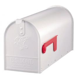 Amerikansk brevlåda Elite E11W Vit