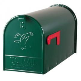 Amerikansk brevlåda Elite E16G Grön