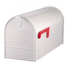 Amerikansk brevlåda Elite E16W Vit