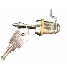 MEFA fastighetbox låscylinder