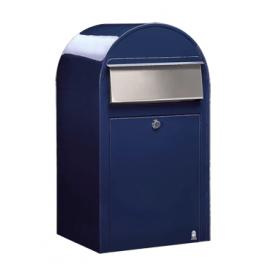 Blå Postlåda Bobi Grande