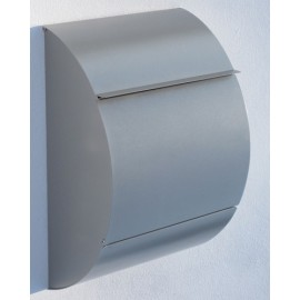 Bravios Jumbo grå metallic