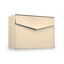 Brevlåda MEFA Letter i elfenben färg