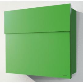 Grön designpostlåda Letterman 4