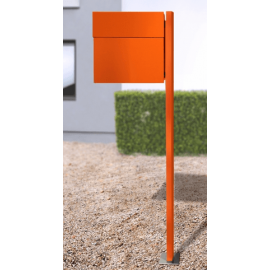 Letterman 4 med stativ orange