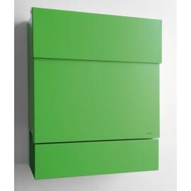 Grön design postlåda Letterman 5