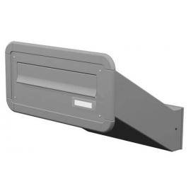 Inbyggd postlåda Knobloch MD10-130-GA grå