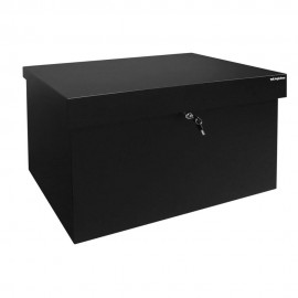 Paketbrevlåda Logixbox Topbox XXL - Svart
