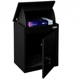 Paketbrevlåda Logixbox Multibox S - Svart