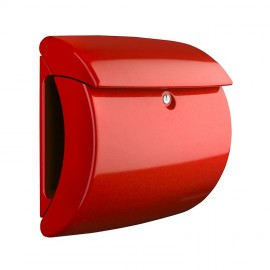 Röd postlåda Piano 356005