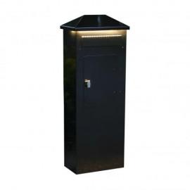 Safepost 100 LED brevlåda