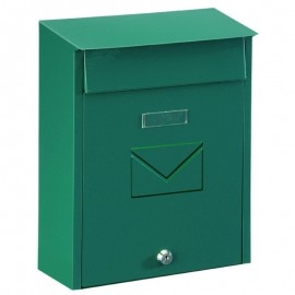 Grön brevlåda Tivoli