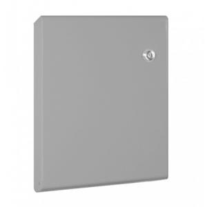 Design brevlåda i grå 30.7126.67