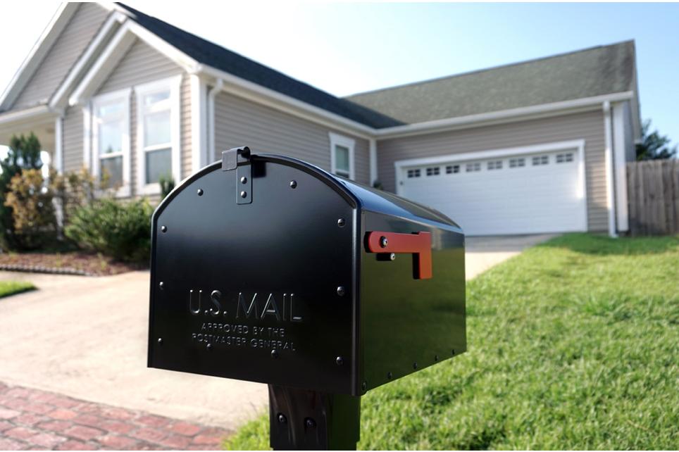 Amerikanska brevlådor
