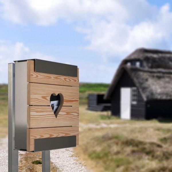 Keilbach postlåda design