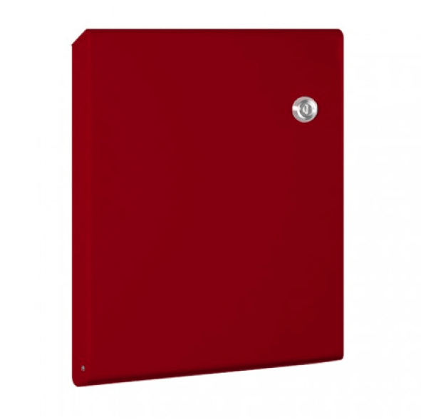 Serafini postlåda röd