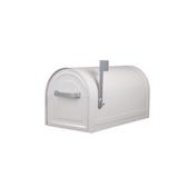 Stativbrevlåda|Stativmonterad postlåda