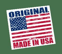 Tillverkad i USA