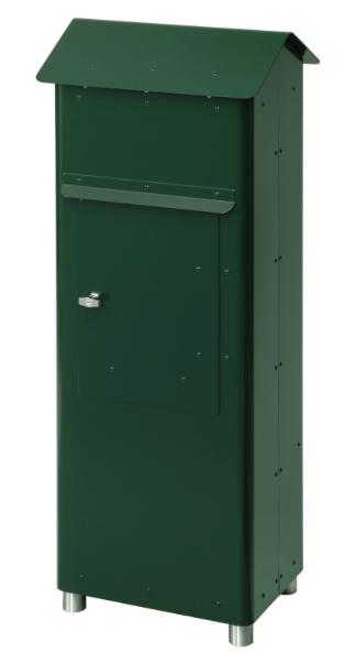 Veckopostlåda SafePost grön