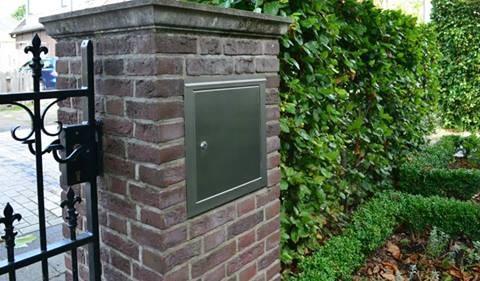 Inbyggd brevlåda