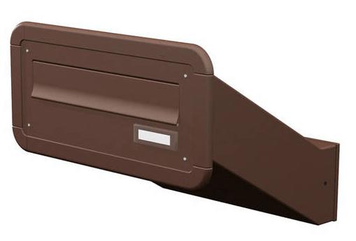 Inbyggd postlåda