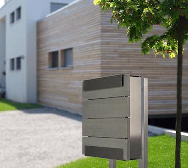 Keilbach brevlådor - design och lyx